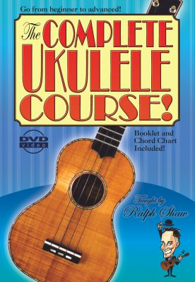 The Complete Ukulele Course cover