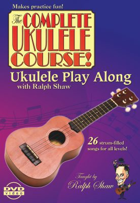 Ukulele Playalong cover
