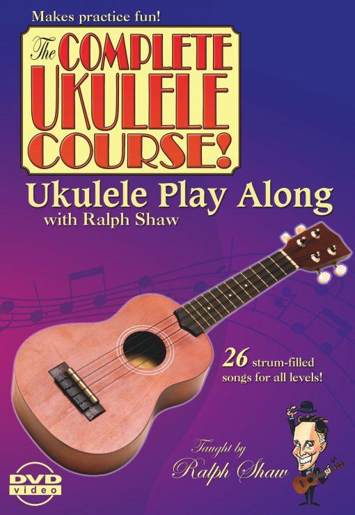 Ukulele Playalong cover