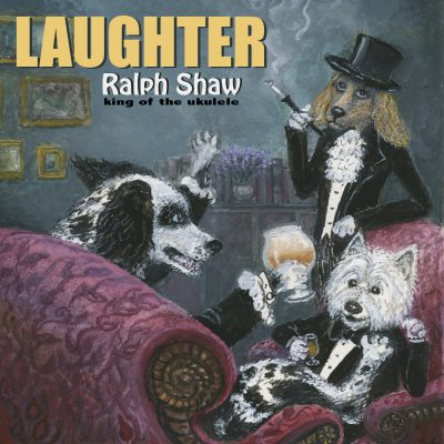Laughter CD cover