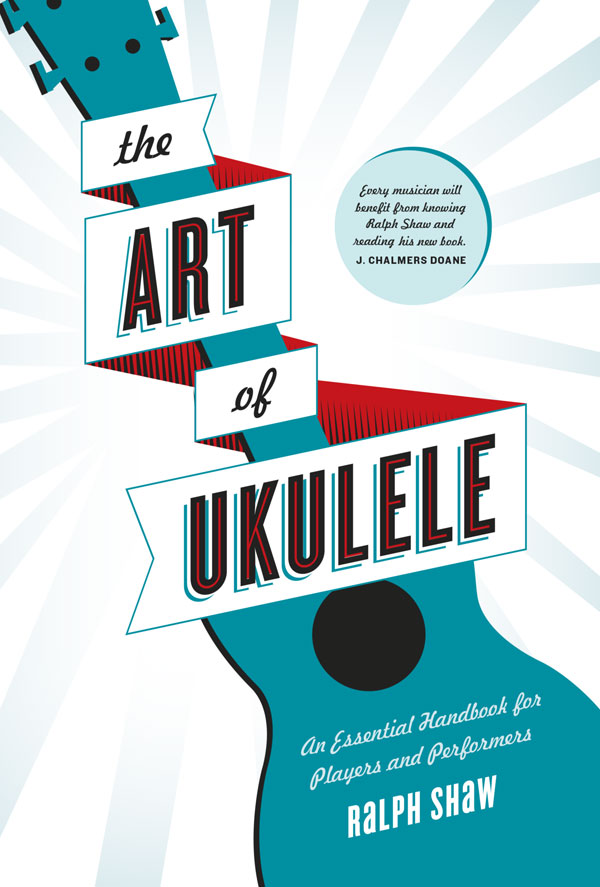 The Art Of Ukulele Cover