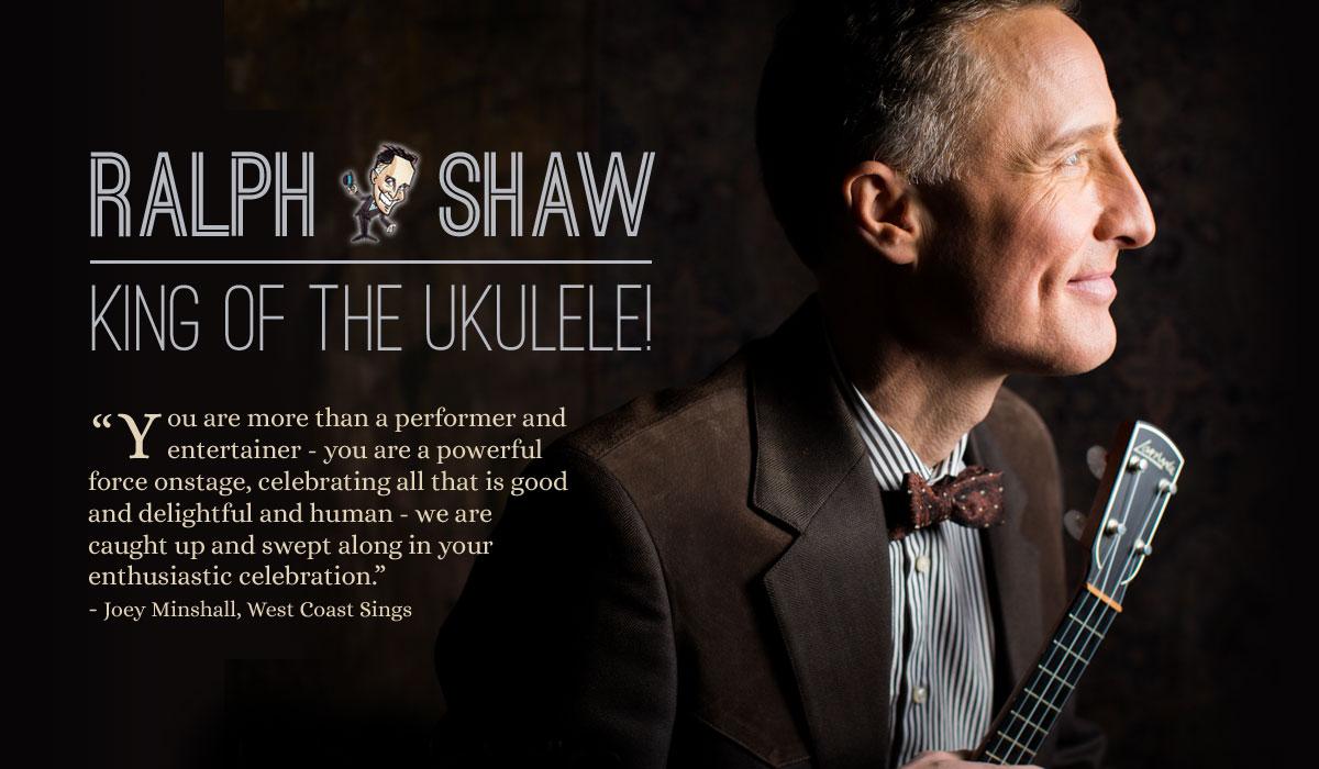 Ralph Shaw Portrait
